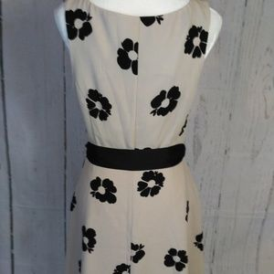 LC Lauren Conrad Dresses - Cute floral dress with tie belt